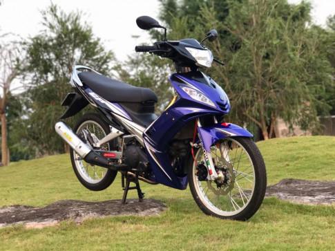 Exciter 2010 do tam huyet tu noi den ngoai cua biker Long Khanh