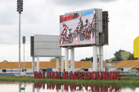Giải đua xe Mô tô Việt Nam VMRC tiếp tục trở lại trường đua Đại Nam
