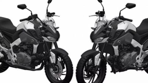 Haojue giới thiệu mô hình nakedbike trung quốc mang thiết kế tương tự Yamaha MT-09