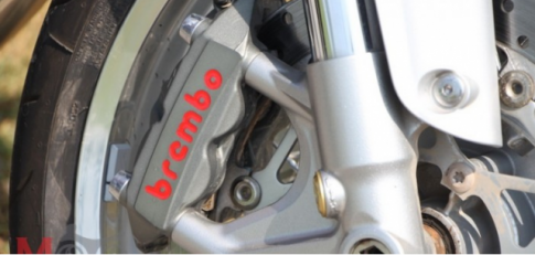 Hệ thống phanh ABS sẽ được gắn tất cả các xe mô tô vào đầu tháng 1 năm 2019??