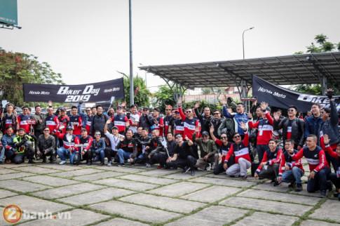 Honda Biker Day 2019: Ngay hoi cua nhung trai nghiem tuyet voi nhat trong doi