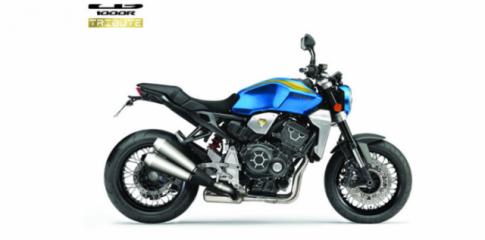 Honda CB1000R - Tribute ra mat ki niem 50 nam cua Huyen thoai CB750