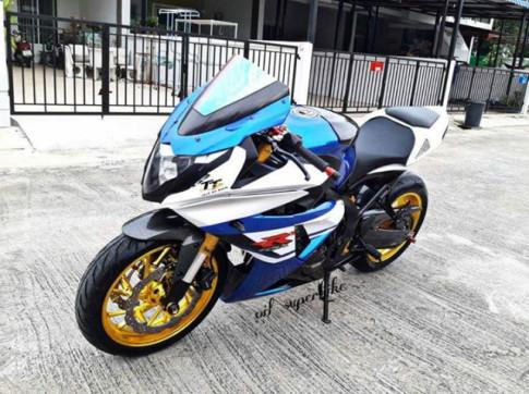 Honda CB650F do kha loi cuon theo phong cach GSX-R1000