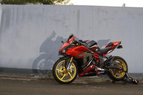 Honda CBR250RR do gian don nhung khong he don gian