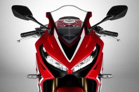 Honda CBR650R 2019 thiet ke khuon mat moi, kieu dang moi the thao