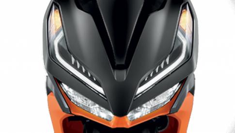 Honda Click 150 2019 với diện mạo mới đậm chất thể thao