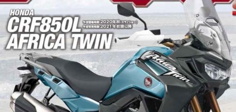 Honda đang phát triển dự án CRF850L dựa trên cơ sở NC750X lấp đầy khoảng trống Adventure 800cc