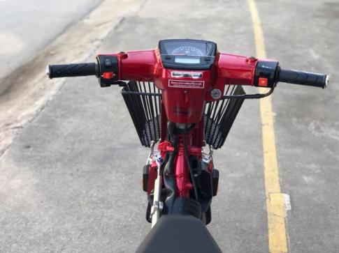 Honda Dream ban do mang ten 'giac mo' cua cac ban tre thap nien 90