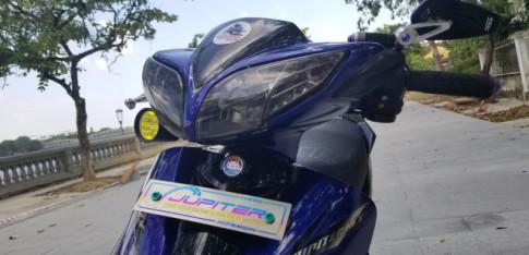 Jupiter độ option đồ chơi gây mê người xem của biker đến từ Huế