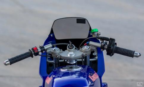 Kawasaki Kips 150 do: ong vua 2 thi hoi sinh voi dan chan day ma mi