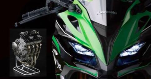 Kawasaki Ninja ZX-25R 4 xy-lanh 250cc duoc khang dinh san xuat tai thi truong Thai lan