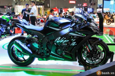 Kawasaki trieu hoi gan 4.000 chiec ZX-10R va ZX-10RR loi he thong truyen dong