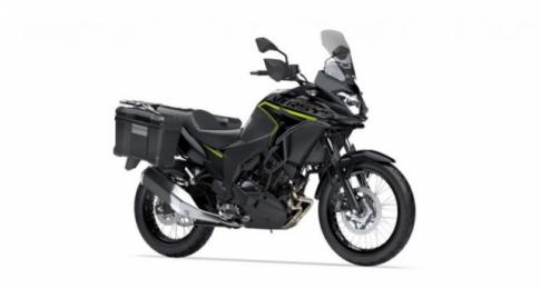 Kawasaki Versys X-250 2019 được ra mắt với màu sắc mới 'Any Road Any Time'