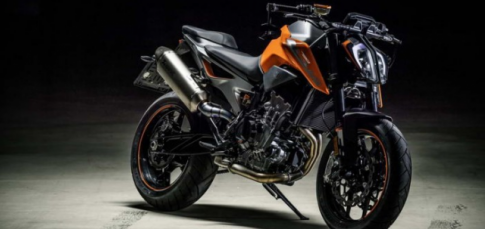 KTM tiet lo se gioi thieu mo hinh KTM 500cc 2 xi-lanh vao nam 2019