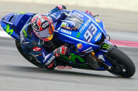 Marc Marquez khang dinh se khong den voi Yamaha