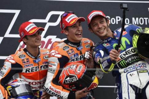[MotoGP 2019] Marquez được kì vọng phá kỉ lục với 10 chiến thắng liên tiếp tại Sachsenring