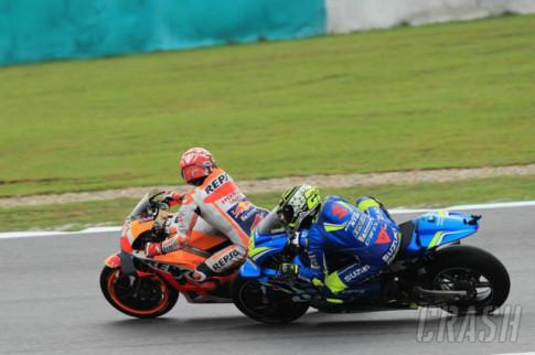 [MotoGP]Chang 18 Tai Malaysia - Ky nang can di cung may man