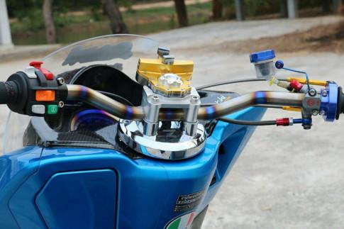 Ngam PCX 150 do don gian dep 'vi dieu' cua biker nuoc ban