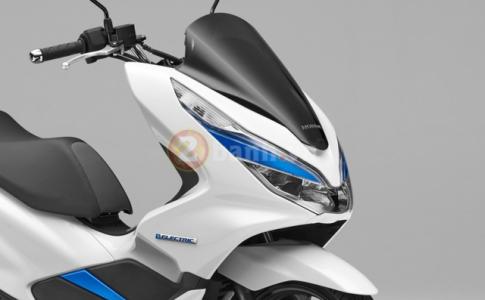 PCX Electric duoc Honda ra mat dich vu cho thue xe tai Nhat