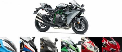 Tong hop 7 Superbike so huu suc manh hang dau phan khuc trong nam 2019