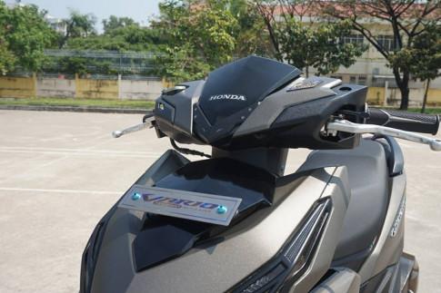 Vario 150 do don gian mang sac thai cuc ngau cua biker Viet
