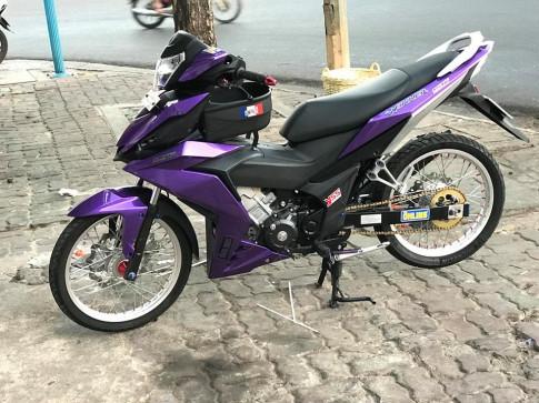Winner 150 do cua mot Biker song tai vung gio bien Vung Tau
