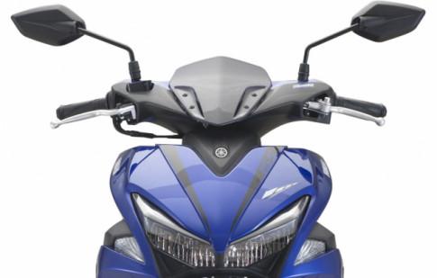Yamaha NVX 155 2019 ra mat loat mau moi dam chat the thao