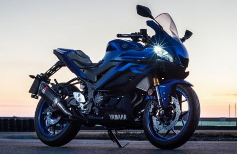 Yamaha R3 2019 trang bị thêm gói phụ kiện chính hãng với giá bán đề xuất từ 4.999 USD