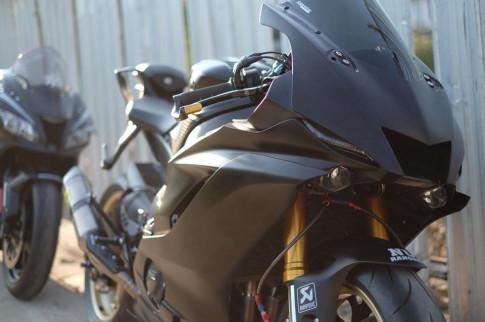 Yamaha R6 chien ma bat diet dien kien cong dong PKL