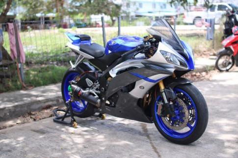 Yamaha R6 ve dep kho phai cung nam thang