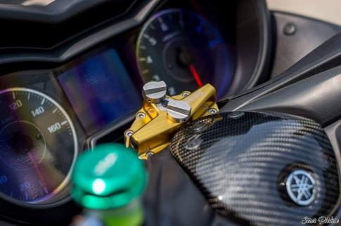 Yamaha X-Max300 gây rung động với gói trang bị cực nét
