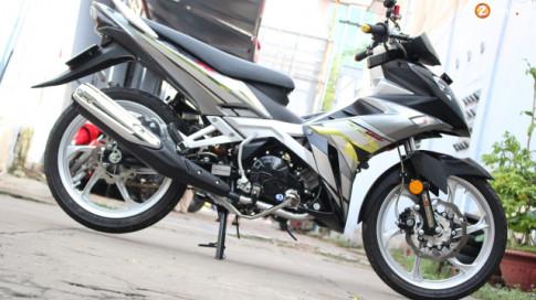Yamaha X1R - Chiec xe cua niem dam me ton tai theo nam thang
