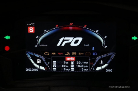 Aprilia SR MAX 250cc chính thức được công bố với thiết kế nổi trội