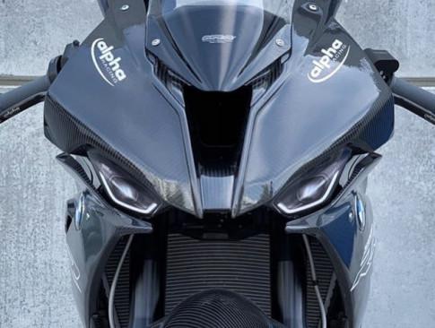 BMW S1000RR 2019 do sieu dinh voi cau hinh full Carbon