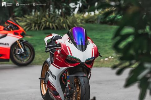 Ducati Panigale 899 độ đỉnh điểm với công nghệ đồ chơi cao cấp
