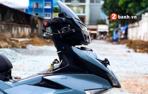 Exciter 150 do dan chan dep uot at cua biker Viet