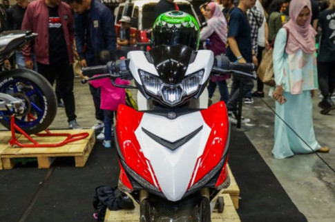 Exciter 150 lột xác siêu độc với phong cách Ducati Panigale Final Edition