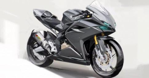 Honda CBR300RR moi duoc tang suc manh de canh tranh trong nam 2020