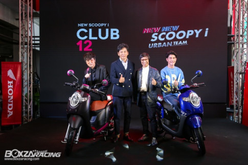 Honda Scoopy 2020 lo dien dam chat the thao voi gia ban tu 36,5 trieu dong
