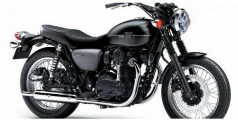 Kawasaki W800 phiên bản hoàn toàn mới dự kiến ra mắt vào cuối năm nay