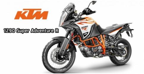 KTM 1290 Super Adventure chuẩn bị xuất hiện diện mạo mới dự kiến ra mắt vào năm 2020