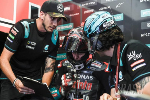 [MotoGP 2019] Bang xep hang thanh tich cua cac tay dua sau nua mua giai 2019