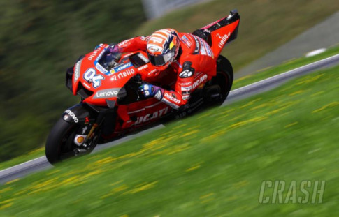[MotoGP 2019] Dovizioso xuat sac danh bai Marquez tai GP Ao