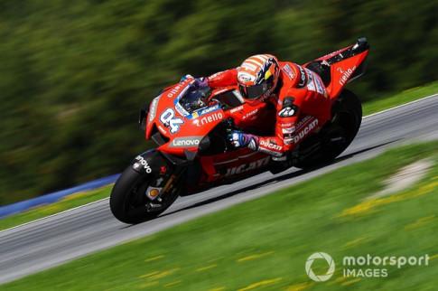 [MotoGP 2019] Ducati sẽ mất khá lâu để cải thiện 'Lỗi vào cua'