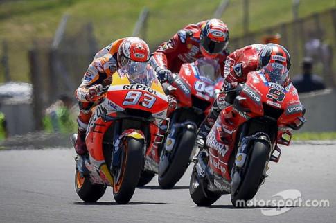 [MotoGP 2019] Ducati va Honda co nhieu tranh cai sau phat bieu cua Alberto Puig