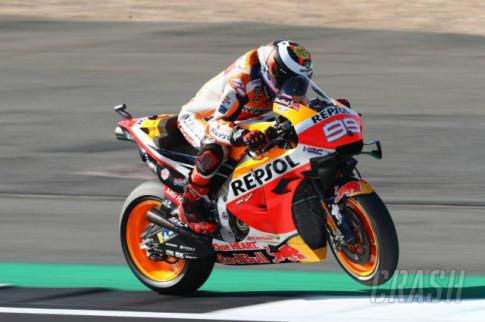 [MotoGP 2019] Lorenzo hy vong se thu hep khoang cach ve diem so tai Misano cuoi tuan nay