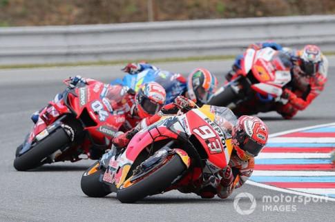 [MotoGP 2019] Marquez da khien cac doi thu MotoGP 'khung hoang'