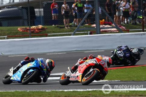 [MotoGP 2019] Marquez noi rang chien luoc da khien anh that bai o Silverstone
