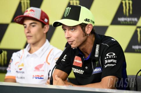 [MotoGP 2019] Rossi can tim huong di moi cho mua giai sau