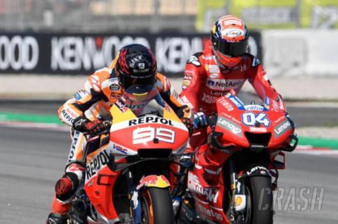 [MotoGP] Tin don Lorenzo se tro lai voi doi dua Ducati mua giai toi
